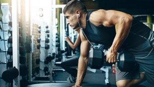 One-Arm Dumbbell Row thumbnail