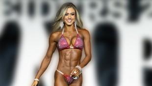 Raphaela Milagres IFBB Professional League Bikini thumbnail