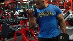 Victor Martinez Arms Workout thumbnail