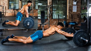 The Barbell Rollout Workout for a Strong Core and Spine thumbnail