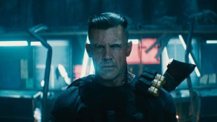 Josh Brolin as Cable in 'Deadpool 2' thumbnail