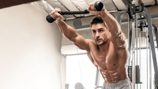 cable overhead triceps extension thumbnail