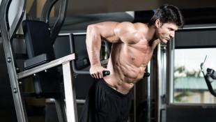 Chest Workout - Dip thumbnail