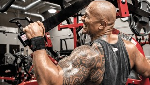 Dwayne 'The Rock' Johnson's Back Workout thumbnail