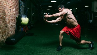 Expendables Workout - Med Ball Slam thumbnail