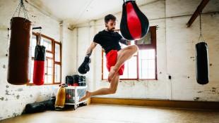 Flying Knee Kick  thumbnail