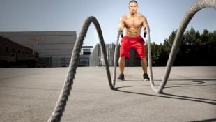 Heavy Rope Exercise thumbnail