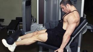 leg extension exercise thumbnail