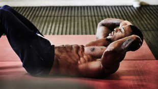 Man Training Abs thumbnail