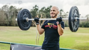 Mark Chavarria Barbell Workout  thumbnail