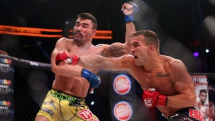 Michael Chandler Boxing In The Ring  thumbnail
