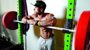 Prince Brathwaite's Shoulders and Abs Routine thumbnail