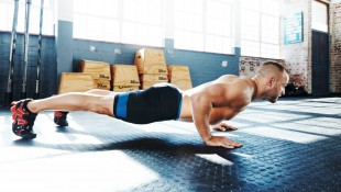 The 4-Week 'New Year, New Muscle' Workout Plan thumbnail