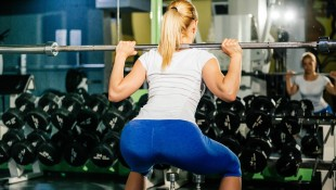 Woman Squats thumbnail