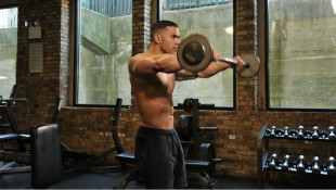 The Warrior Fit Workout: Shoulders & Traps thumbnail