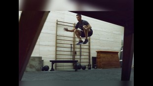 Cristiano Ronaldo doing Jump Tuck thumbnail