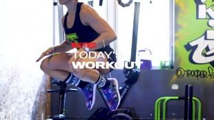 Today's Workout thumbnail