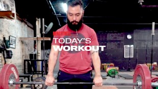 Today's Workout thumbnail
