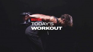 Today's Workout 42: The dumbbell-only workout to build upper-body mass thumbnail
