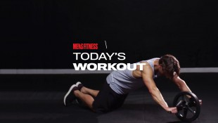 Today's Workout With Mike Simone: Shred Your Abs With 4 Moves thumbnail