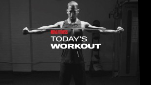 Today's Workout with Mike Simone: 4-Move Upper-Body Circuit thumbnail