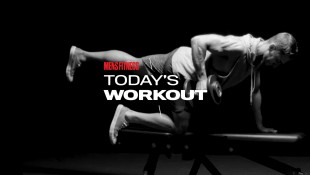 Today's Workout with Mike Simone: 3 Moves to Blast Your Back and Abs thumbnail