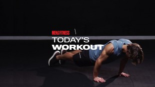 Today's Workout With Mike Simone: The No-Equipment Circuit to Build Muscle thumbnail