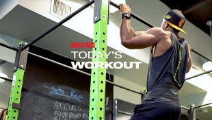 Today's Workout to Build Your Back thumbnail