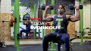 The Upper-Body Pump Challenge: Day 4 thumbnail