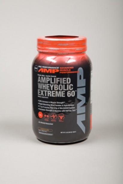 AMPLIFIED WHEYBOLIC EXTREME 60