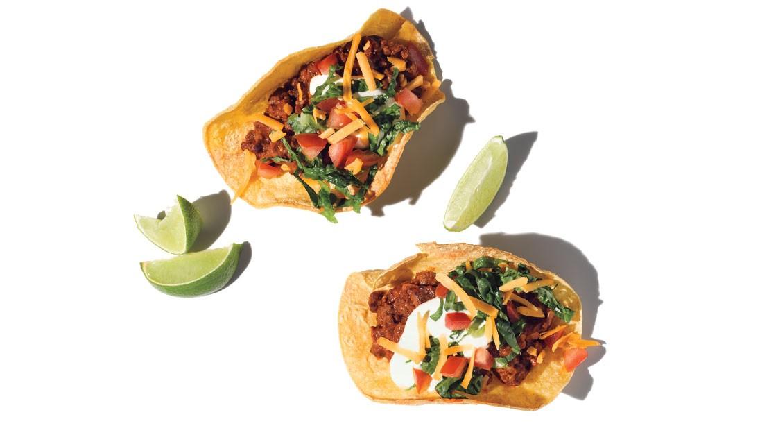 Recipe: How To Make Crunchy Taco Supreme
