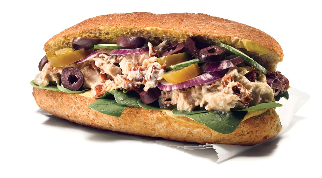 Recipe: How To Make Tuna Sub