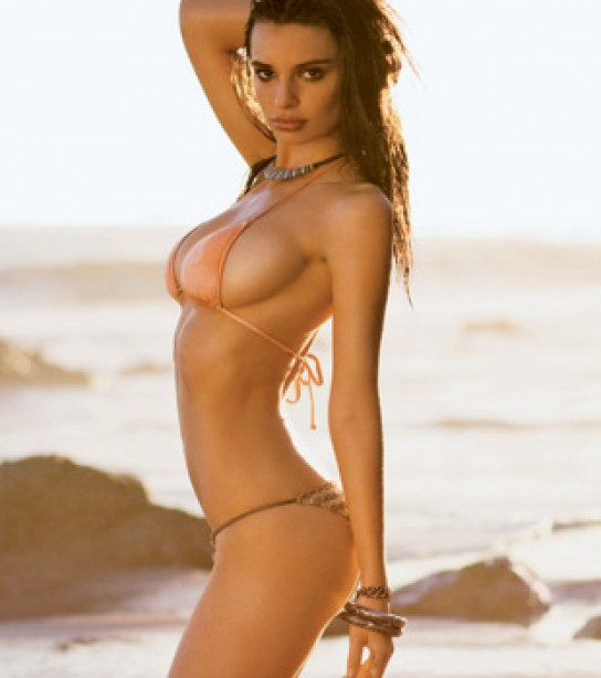 Up Close and Personal With Emily Ratajkowski