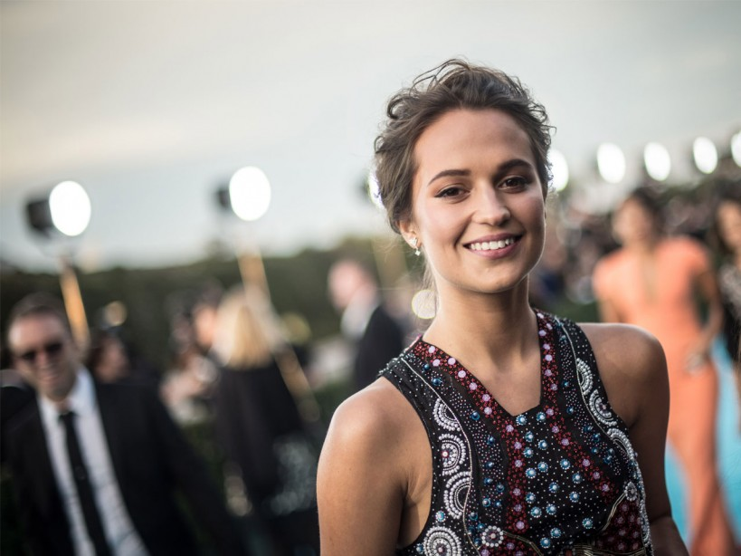 The 9 most beautiful photos of Alicia Vikander | Muscle