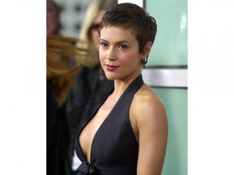 9 Drop Dead Gorgeous Photos Of Alyssa Milano Muscle Fitness