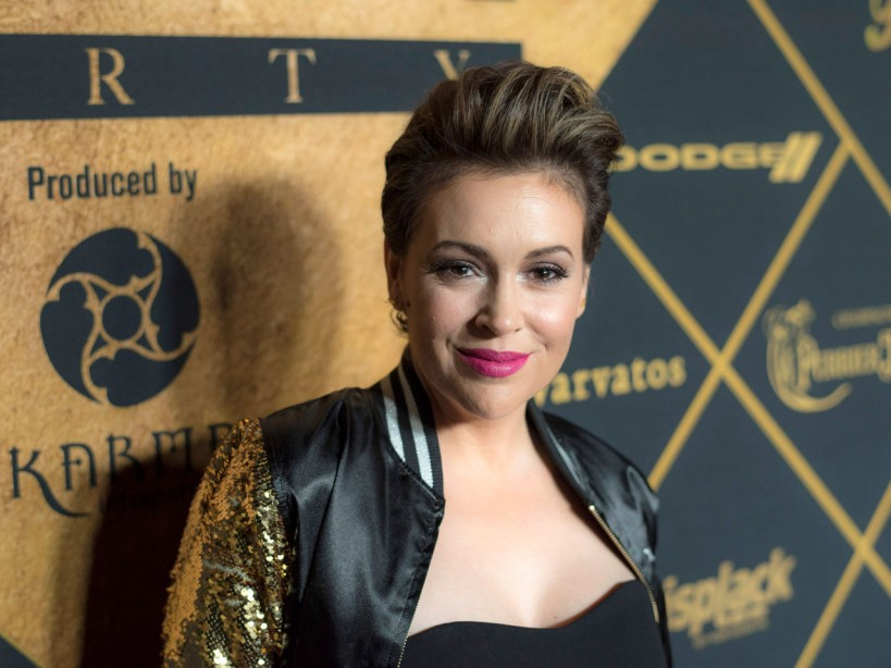 9 drop-dead gorgeous photos of Alyssa Milano | Muscle