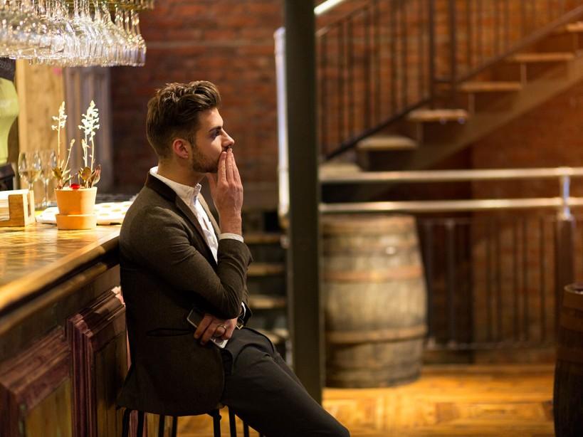 Man Alone Bar