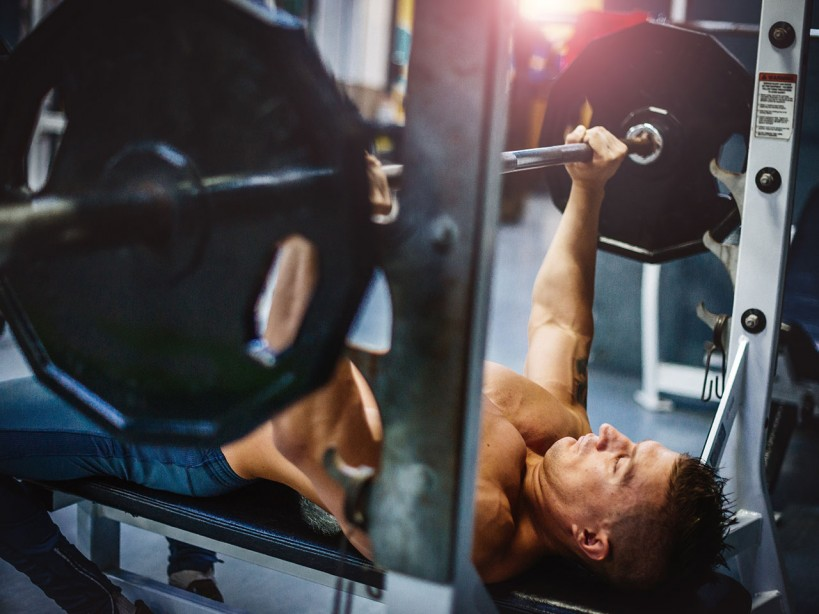 The workout plan that works forever | Muscle & Fitness