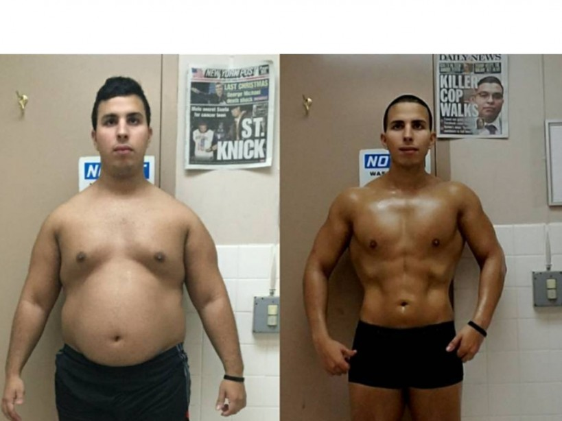My Months Transformation Pounds Steroids