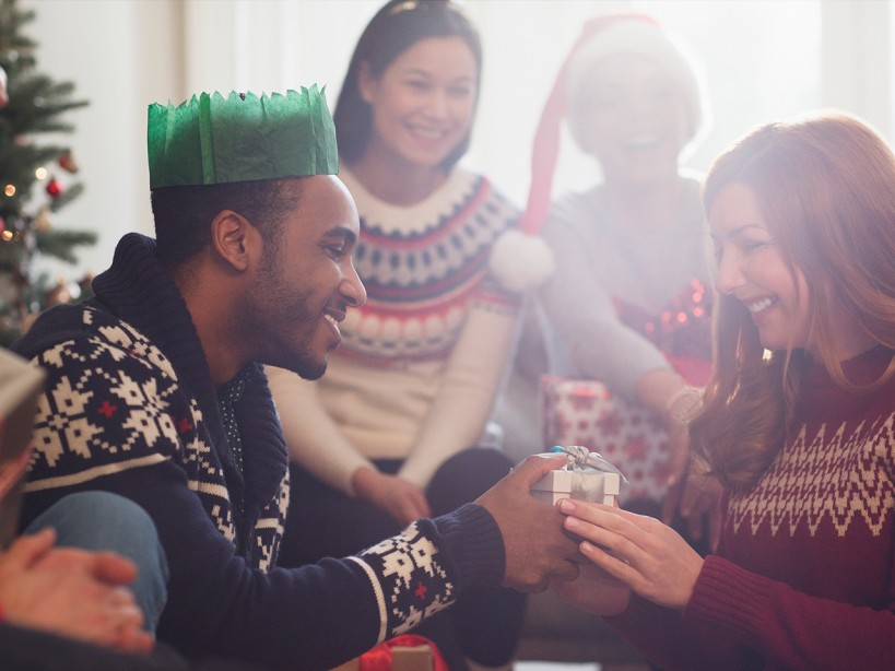 Christmas gift etiquette dating