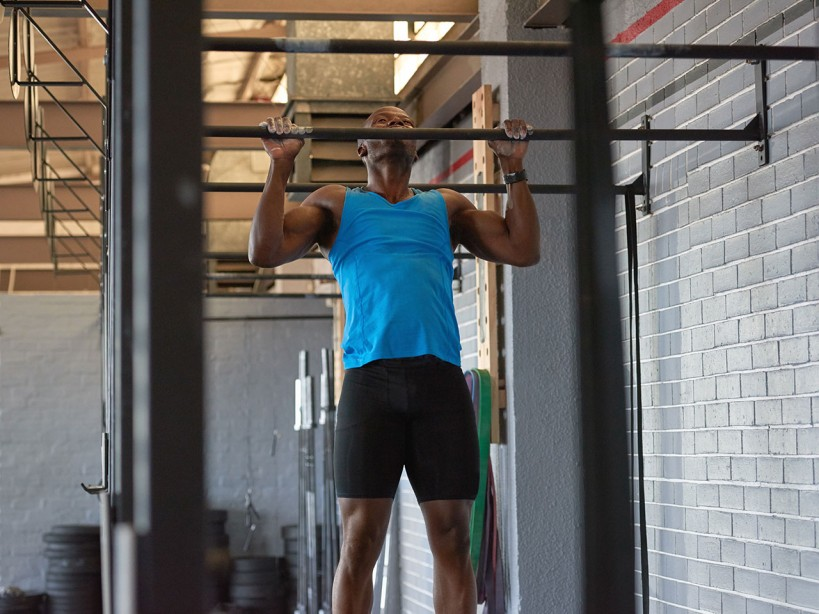 The CrossFit-bodybuilding hybrid training program to build a better