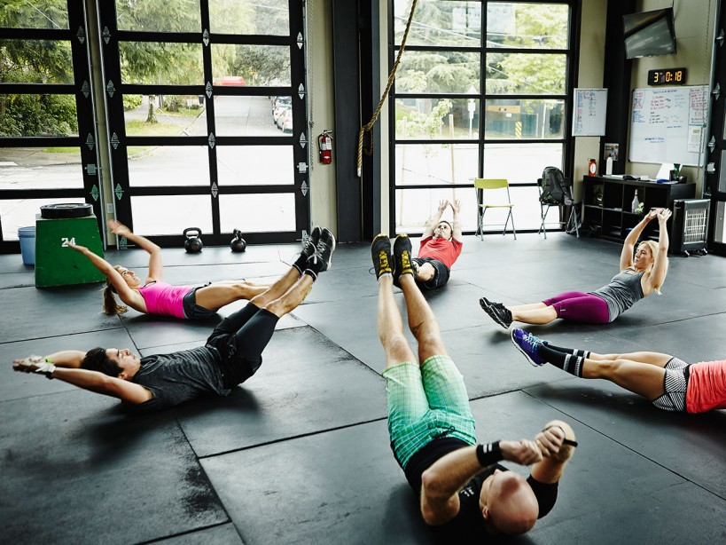 The ultimate abs workout to get ripped and burn abdominal fat