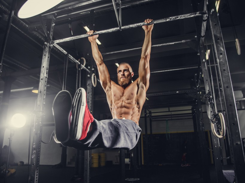 The Best Bodyweight Abs Workout