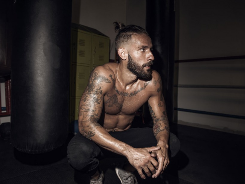 The Ultimate Strength-Building MMA workout