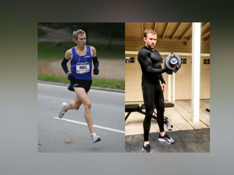 Ryan Hall transformation