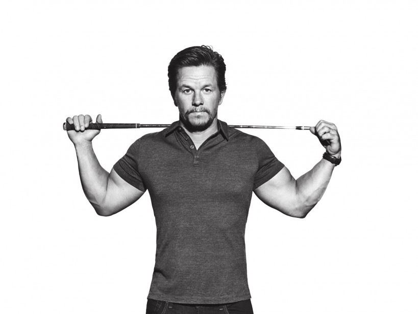 The workout program to get arms like Mark Wahlberg
