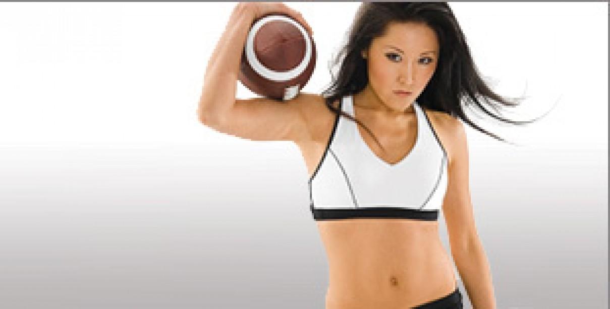 Make Her a Football Fan