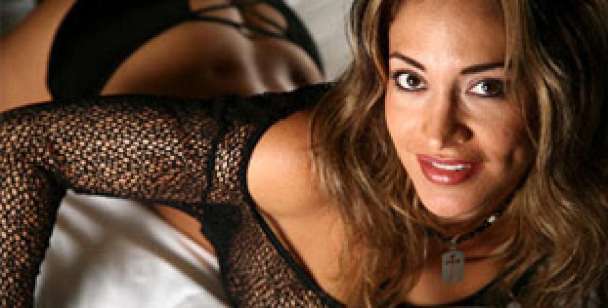 Fitness Model: Carmen Garcia
