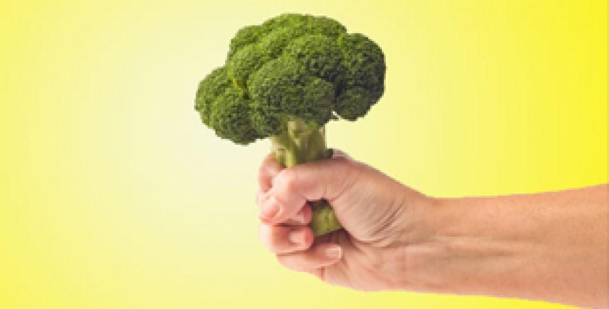 Hidden Benefit of Broccoli?