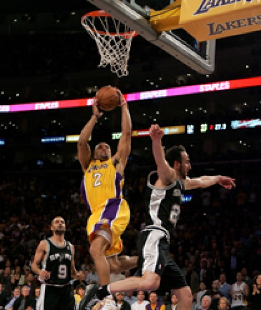 Derek Fisher: Lifting the Lakers to Success